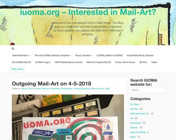 IUOMA main website